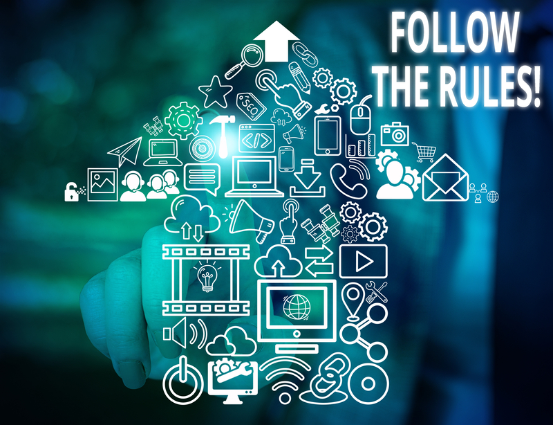Follow the rules of success in SFI