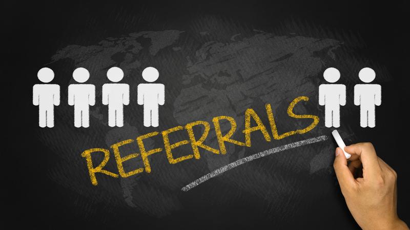SFI Personally Referred Member Benefits