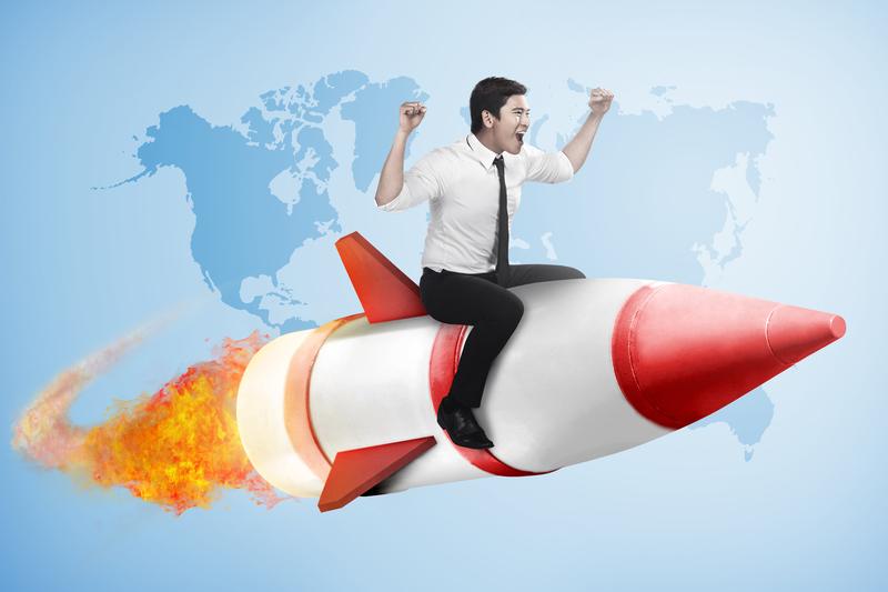 Experience SFI's Astro rocket ride today