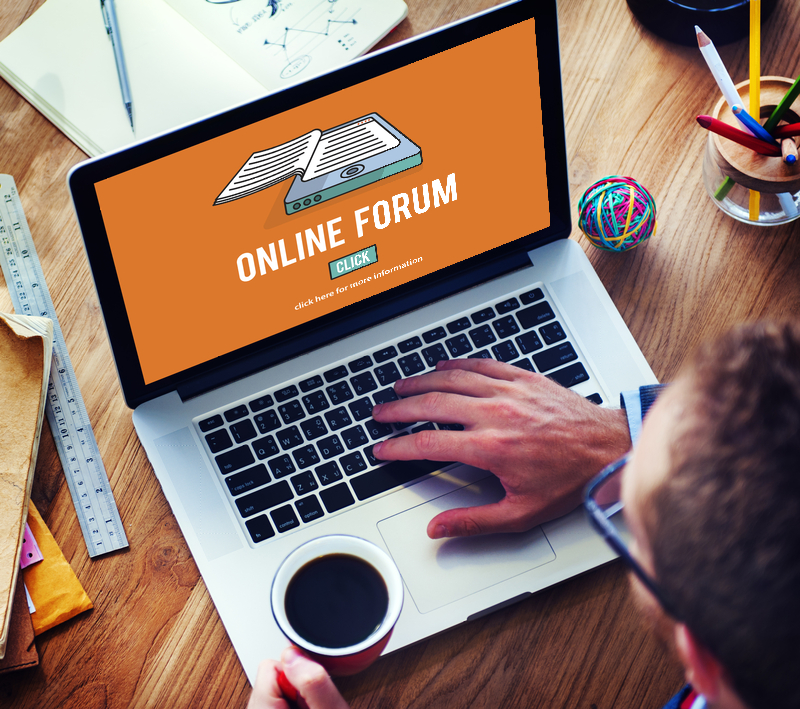 How to see the latest SFI forum posts