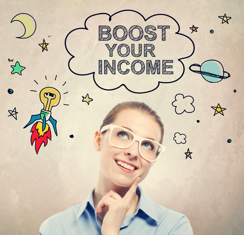A FREE monthly boost to your downline